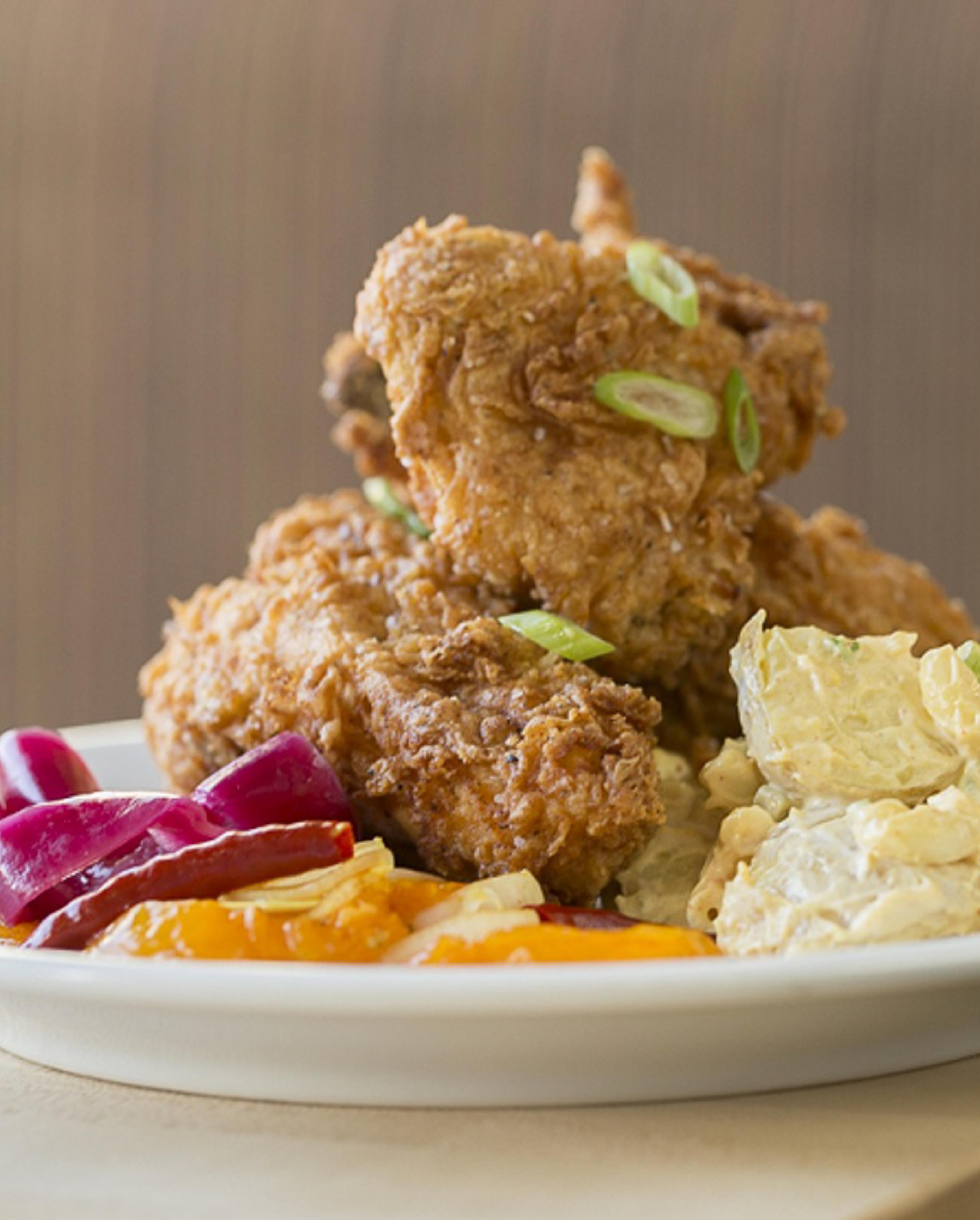 Common Pub Fried Chicken